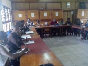 reunion bilan du conseil paroissial a ebimpe 2014
